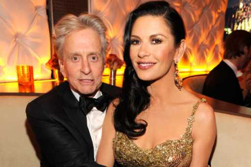 Michael Douglas and Catherine Zeta-Jones 'to renew wedding vows'