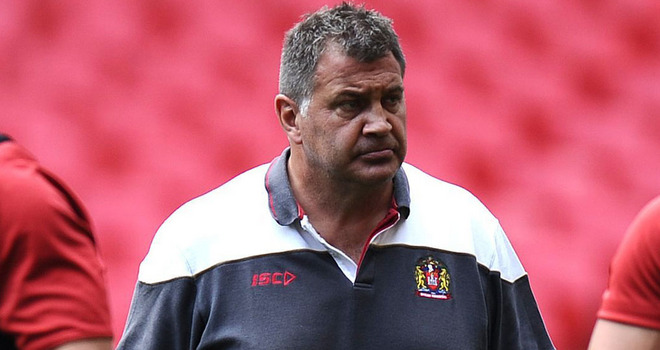 Shaun Wane: Wigan coach is keen to sample more World Club Challenge games
