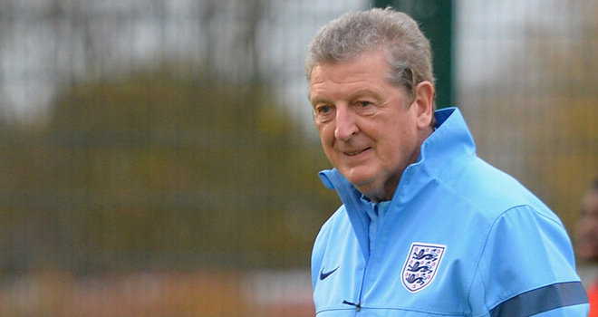 Roy Hodgson's side have been handed an apparently undemanding group