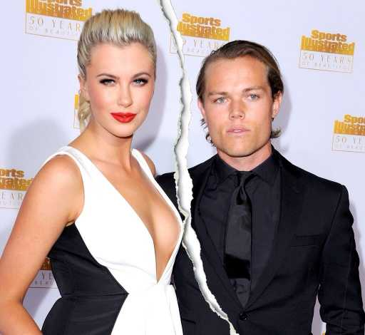 Ireland Baldwin Splits From Boyfriend Slater Trout
