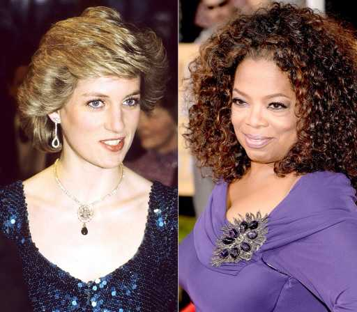 Princess Diana Once Tricked Oprah Winfrey Into Eating Fatty Dish While She Ate a Healthier Version