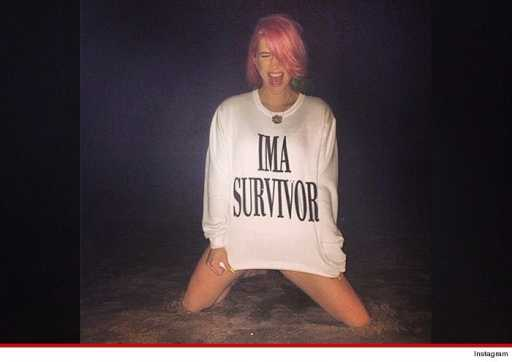 Kesha Shows Off Post-Rehab Look and Drops Dollar Sign from Name