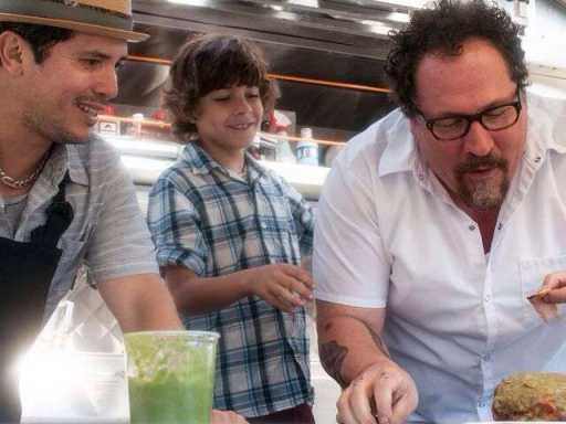 At SXSW, Favreau serves up satisfying 'Chef'