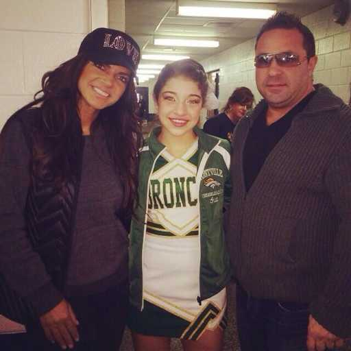 Teresa and Joe Giudice Celebrate Daughter Gia's Cheerleading Win