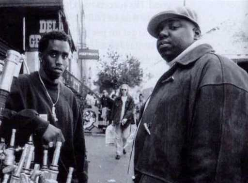 Diddy remembers Biggie Smalls 17 years after his death
