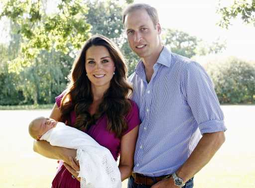 Kate Middleton and Prince William Find Baby Prince George a New Nanny