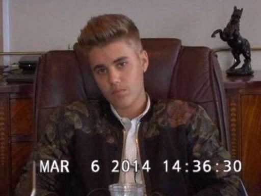 Justin Bieber's bratty deposition videos predictably go viral