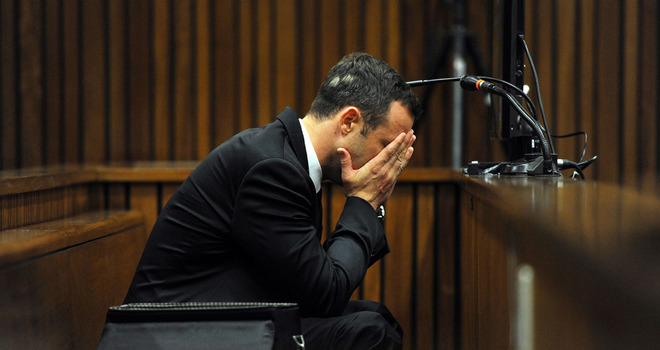 Pistorius due back after tears