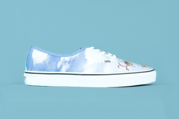 "Vans x Opening Ceremony ""Magritte"" Collection"
