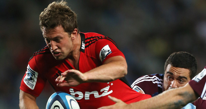 Crusaders sneak by Stormers
