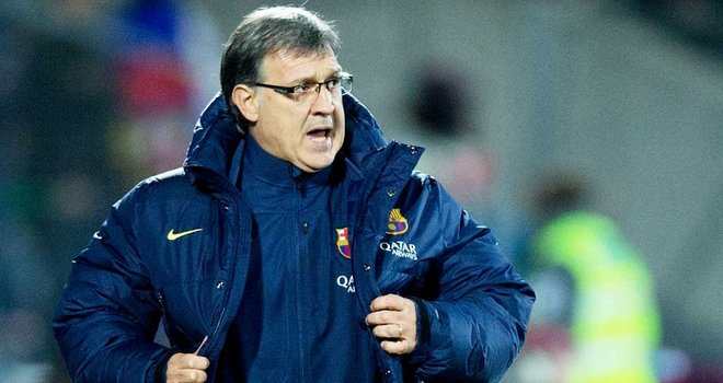 Barca boss not feeling heat