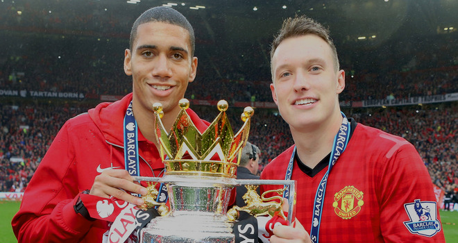 Moyes backs Utd duo