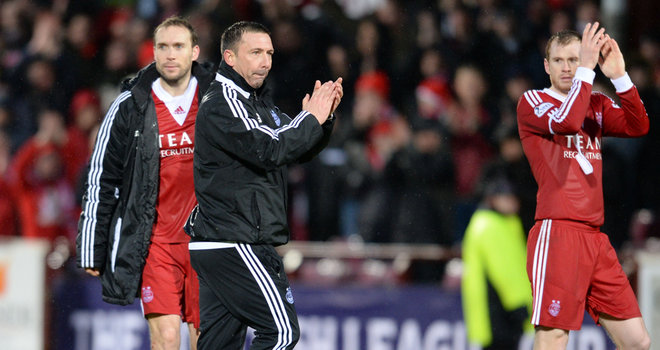 Aberdeen v Dumbarton preview