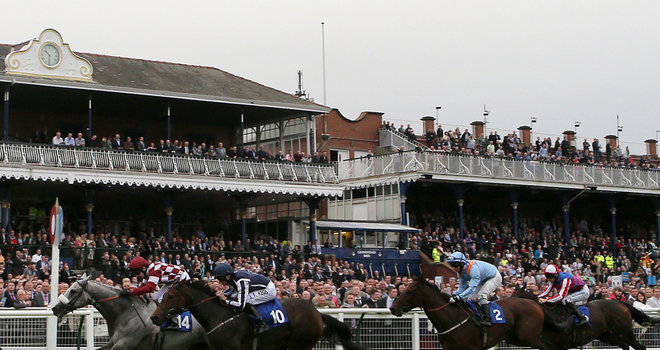 Ayr races gets the go-ahead