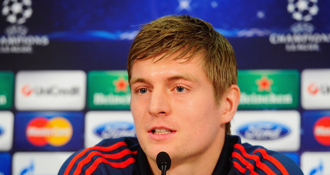 Kroos hints at Premier switch