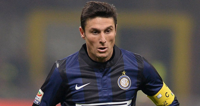 Zanetti set for new Inter role