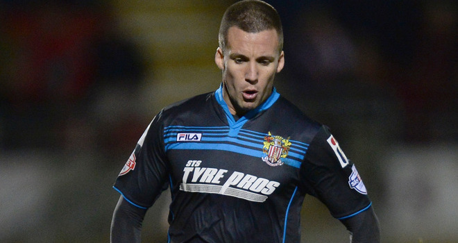 Last-gasp Smith lifts Stevenage