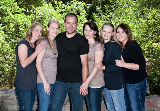 Meet the Man and Women Behind 'My Five Wives'