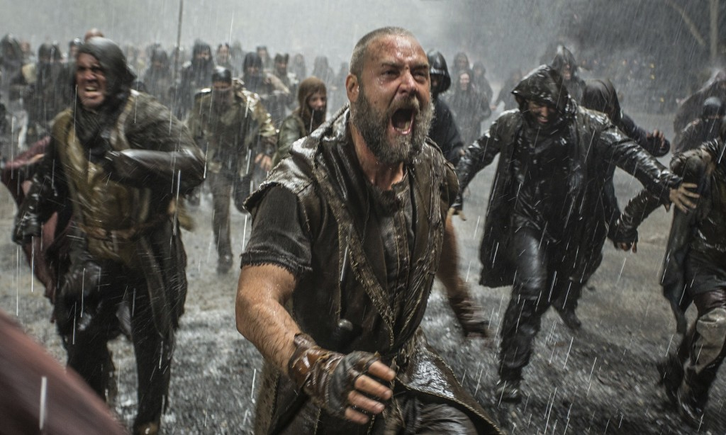 Director Darren Aranofsky says 'Noah' is 'the least biblical film ever made'