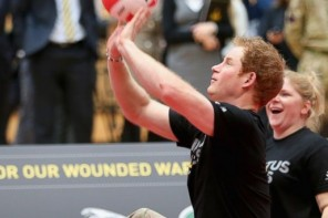 Prince Harry Admits Stealing American Idea for Charity Event