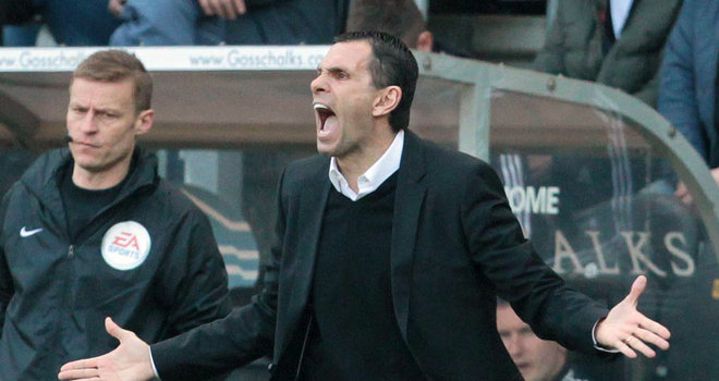 Poyet to welcome new director
