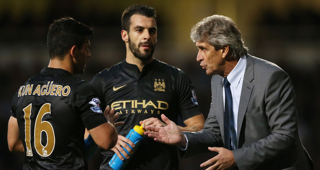 Pellegrini backs strikeforce