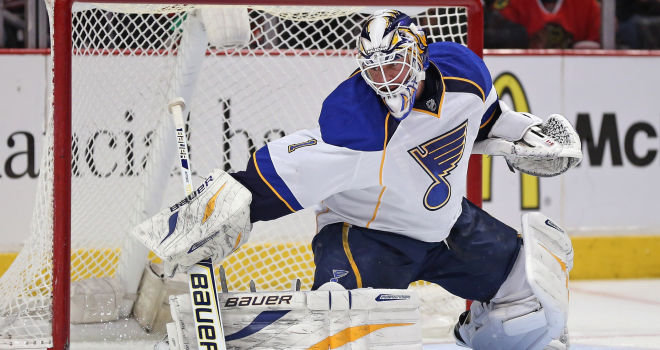 Brian Elliott: Shut out the Pittsburgh Penguins