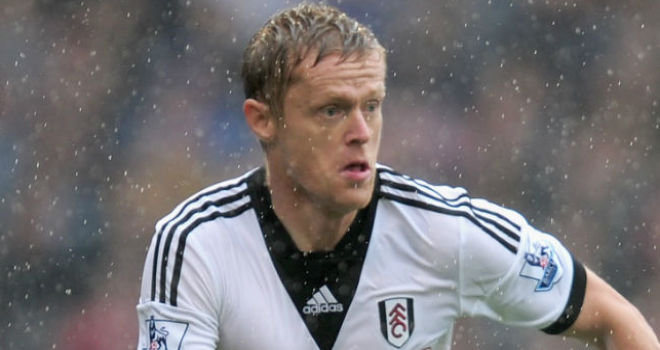 Duff injury blow for Fulham
