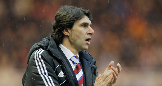 Karanka thrilled for Graham