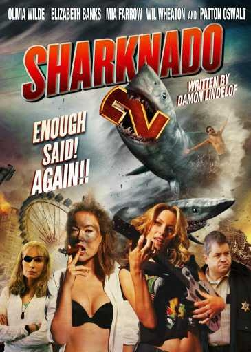 'Sharknado 2′ will premiere on July 31