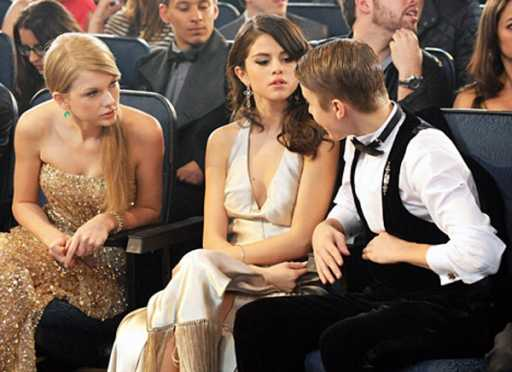 Taylor Swift cuts off Selena Gomez for taking back Justin Bieber