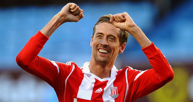 Crouch: Stoke have changed