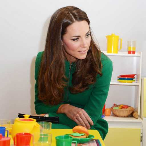 Duchess of Cambridge Kate Middleton Meets With Children Affected by Cancer in New Zealand