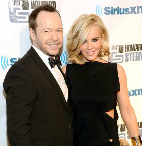 Jenny McCarthy is engaged to Donnie Wahlberg