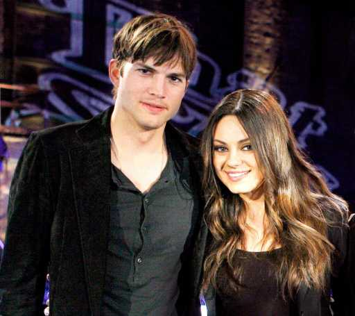Mila Kunis is having a baby girl with fiancé Ashton Kutcher
