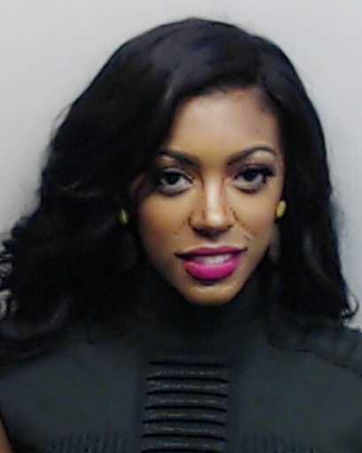 See the mugshot: RHOA star Porsha Williams arrested and released