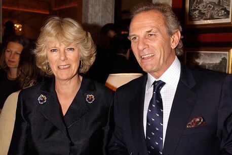 Duchess of Cornwall's brother fighting for life after smashing head in fall outside New York club