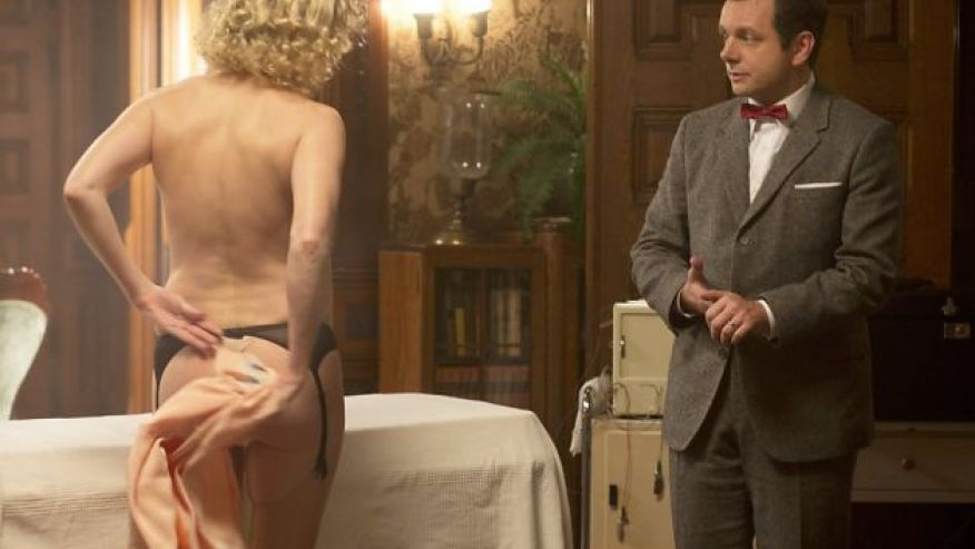 Masters Of Sex Scene