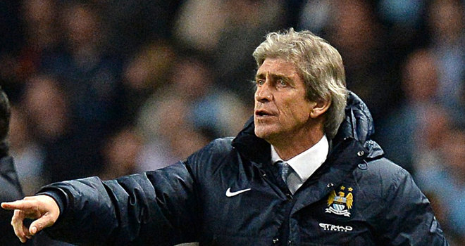 Pellegrini: No City let-up