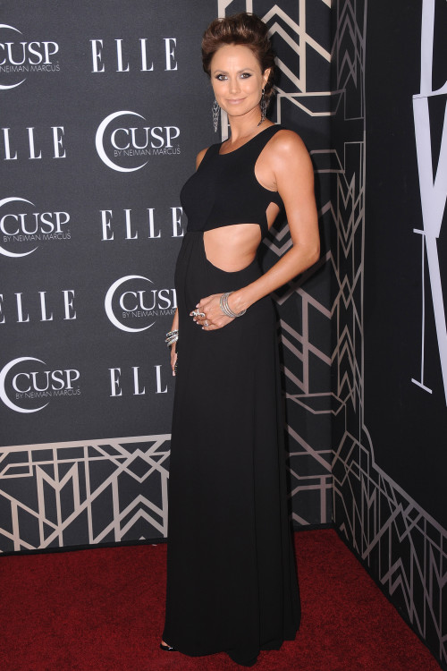 Stacy Keibler glows for the ELLE 5th Annual Women In Music Event in Hollywood