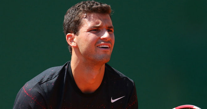 Dimitrov through in Bucharest