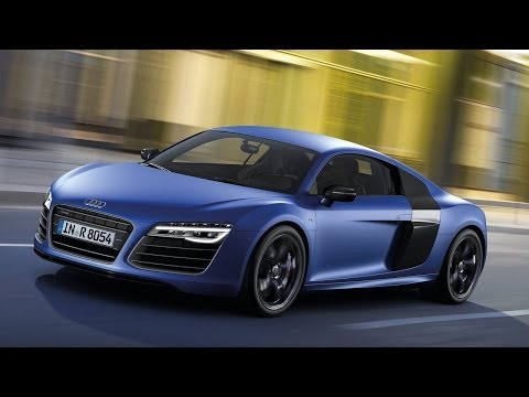 How to Build an Audi R8 V10 Plus Video