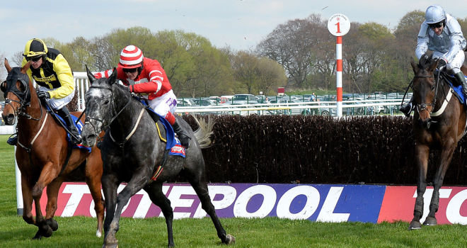 Harding Streams to Haydock win