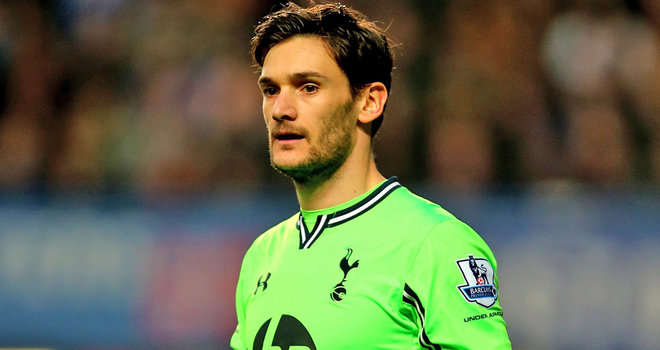 Lloris: The only way is up
