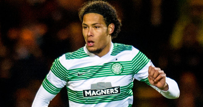 Van Dijk dismisses move talk