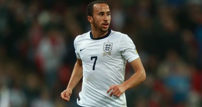Townsend eyes World Cup dream