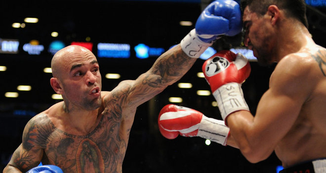 Collazo fully focused on Khan