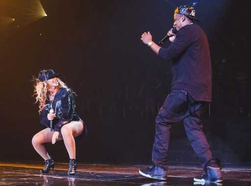 Beyoncé and Jay Z will tour together this summer