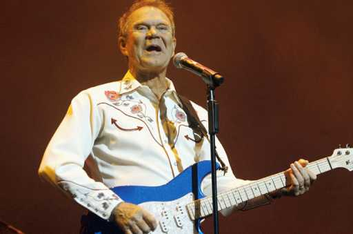 Country star Glen Campbell moved to care facility
