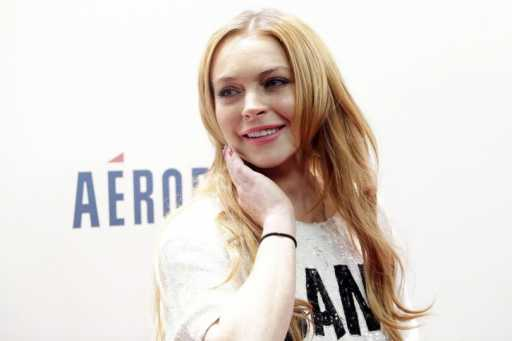 Lindsay Lohan co-hosts 'The View'
